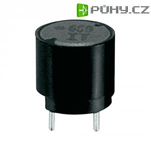 Radiální tlumivka Panasonic ELC09D270DF ELC09D270F, 27 µH, 1,60 A, 10 %