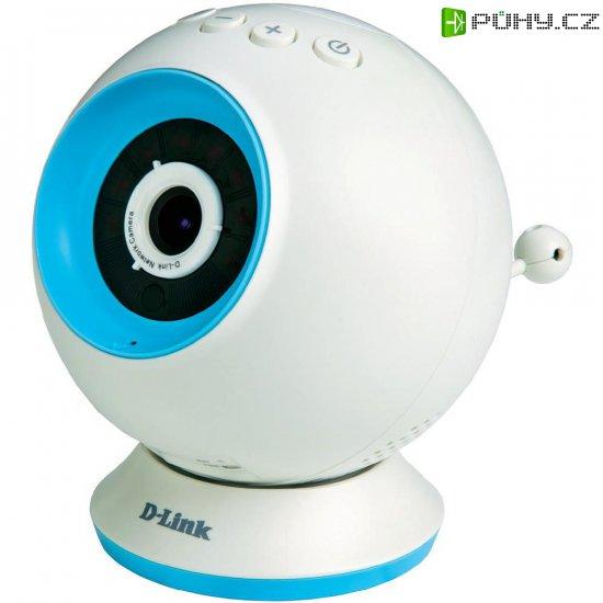 Wi-Fi dětská chůvička EyeOn D-Link, DCS-825L - Kliknutím na obrázek zavřete