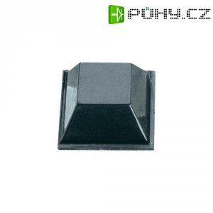 Podstavná nožka přístrojová černá (d x š x v) 12.7 x 12.7 x 5.8 mm 3M SJ 5018 1 ks