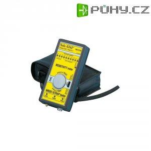 ESD měřič odporu SAFE-STAT BJZ C-199 753, typy měření: povrchový, svodový a průchodový odpor