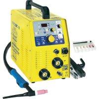 WIG svářečka GYS TIG 207 AC/DC HF FV, 10 - 200/5 - 160 A