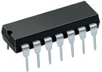74ALS30 1x8 vstup NAND, DIL14 /MH74ALS30/