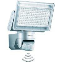 Venkovní nástěnné LED svítidlo Steinel Home 1, s PIR čidlem, stříbrná