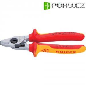 Nůžky na stříhání kabelů s rozevírací pružinou Knipex VDE 95 26 165, 165 mm