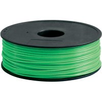 Náplň pro 3D tiskárnu, Renkforce ABS300V1, ABS, 3 mm, 1 kg, světle zelená