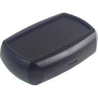 Modulová krabička Axxatronic, (d x š x v) 70 x 50 x 20 mm, černá