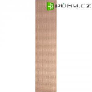 Experimentální deska s pájecími proužky WR Rademacher 710-7, 500 x 100 x 1,5 mm, HP