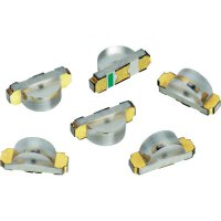 SMD LED Würth Elektronik, 155124YS73200, 25 mA, 2 V, 120 °, 130 mcd, žlutá