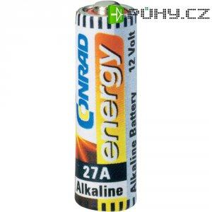 Speciální baterie Conrad energy 27A, alkalická/manganová