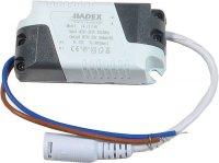 Zdroj-LED driver 4-7W, 230V/12-23V/300mA pro podhledové světlo M116