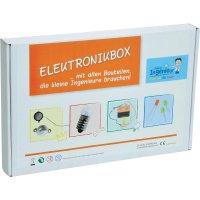 Naučný box Malý inženýr Sol Expert 47059, německy