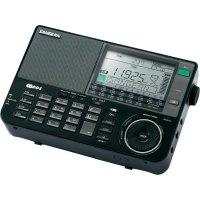 Světový radiopřijímač Sangean ATS-909 X, černá