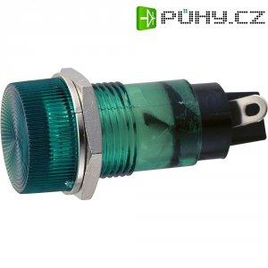 Signálka Sedeco, 12 V/AC, zelená