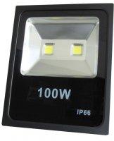Reflektor LED 100W slim