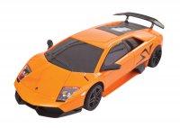 RC model auto 1:24 Lamborghini Murcielago LP 670-4SV (BUDDY TOYS BRC 24050 OR)