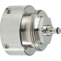 Mosazný adaptér termostatu Vaillant 700 100 001 vhodný pro topné těleso Vaillant, 30,5 mm