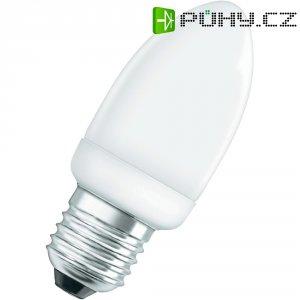 Úsporná žárovka svíčka Osram Superstar E27, 6 W, teplá bílá