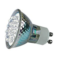 Power LED 18, GU10 1,3 W zelená