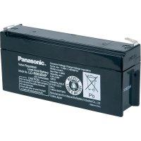 Olověný akumulátor, 6 V/3,4 Ah, Panasonic LC-R063R4P