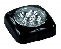 """Svítilna LED 3x """"click-it"""" - černá"""