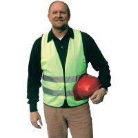 Ochranná výstražná vesta - žlutá