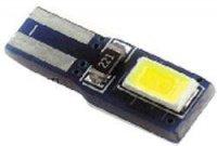 Žárovka LED T5 12V/1W bílá, CANBUS