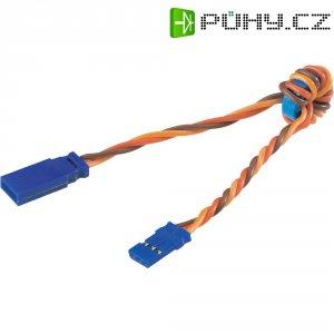 Odrušovací kabel JR, Modelcraft, 0,35 mm², 300 mm