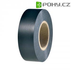 Izolační páska HellermannTyton HelaTapeFlex 15, 710-00126, 19 mm x 25 m, černá