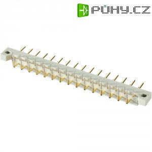 Pinová lišta Conec 101B10119X, 31pól., 2,5 mm