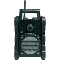 Outdoorové rádio Reflexion HRA5500B cerné