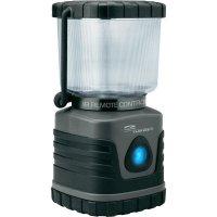 Kempingová LED lucerna LiteXpress Camp 203 LXL906106RC, šedá