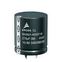 Snap In kondenzátor elektrolytický Epcos B41303-J5478-M, 4700 µF, 25 V, 20 %, 25 x 25 mm