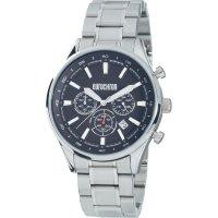 Ručičkové náramkové hodinky Eurochron Chrono 902 Quartz, pásek z nerezové oceli