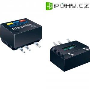 DC/DC měnič Recom R1S-0505, vstup 5 V/DC, výstup 5 V/DC, 200 mA