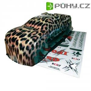 Karoserie RC modelu Reely Truggy Leopard, 1:8