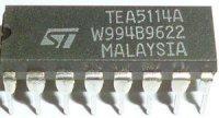TEA5114A - RGB přepínač, DIL16