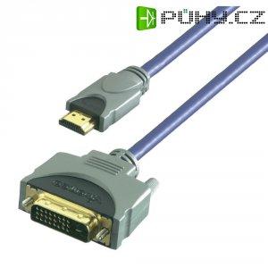Kabel adaptéru Sound & Image HDMI konektor/DVI-D, 3 m