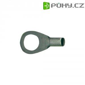 Kulaté kabelové oko Vogt Verbindungstechnik 3521A, průřez 2.50 mm², průměr otvoru 5.3 mm, bez izolace, kov, 1 ks