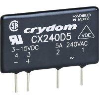 Elektronické zátěžové relé SIP Crydom CXE380D5, 5 A