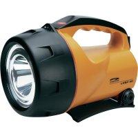 Akumulátorový ruční LED reflektor LiteXpress LXSP 101 LED LXL60000R9, oranžová