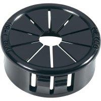 Kabelová průchodka PB Fastener AF1000, 11,5 mm, Ø 26,9 mm, černá
