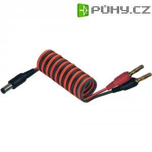 Napájecí kabel vysílače Modelcraft, Futaba, 250 mm, 0,25 mm²