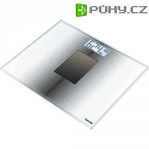 Solární osobní váha Beurer GS 41, 744.25, černá/bílá