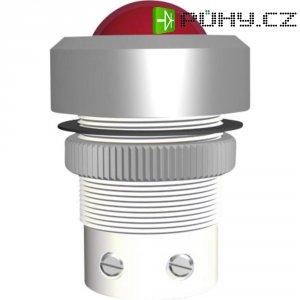 LED signálka Signal Construct SMTD22134, žlutá