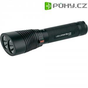 Kapesní LED svítilna LED Lenser X7R, 8408-R, černá