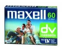 Videokazeta Mini DV MAXELL DVM 60SE