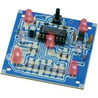 LED stavebnice kostka Kemo B093, (d x š) 60 mm x 60 mm, 9 - 15 V/DC