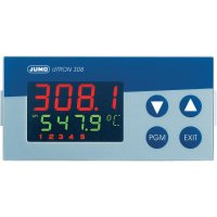 Kompaktní třístupňový modulační termostat Jumo DTRON308, 110 - 240 V/AC