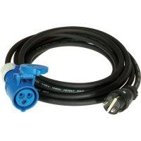 Adaptér CEE Cara 351.201-5-CO, IP44, 230 V, 16 A