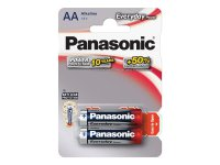 Baterie AA (R6) alkalická PANASONIC Everyday Power LR6 2BP